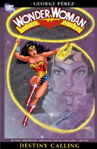 Wonder Woman (2nd Series): Destiny Calling 2006