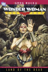 Wonder Woman (2nd Series): Land of the Dead 2006