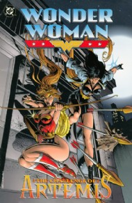 Wonder Woman (2nd Series): the Challenge of Artemis 1996