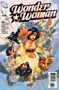 Wonder Woman (3rd Series) 2006 - 2010 #1