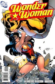 Wonder Woman (3rd Series) 2006 - 2010 #2