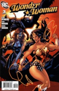 Wonder Woman (3rd Series) 2006 - 2010 #3