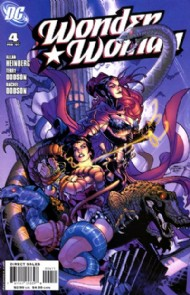 Wonder Woman (3rd Series) 2006 - 2010 #4