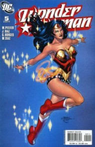 Wonder Woman (3rd Series) 2006 - 2010 #5