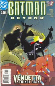 Batman Beyond (Series Two) 1999 - 2000 #8