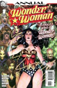 Wonder Woman (3rd Series) Annual 2007 #1