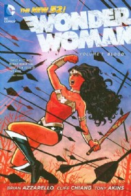 Wonder Woman (4th Series): Blood 2012 #1