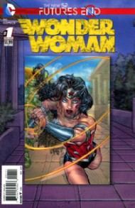 Wonder Woman (4th Series): Futures End 2014 #1