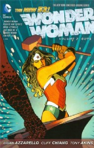 Wonder Woman (4th Series): Guts 2013 #2
