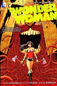 Wonder Woman (4th Series): War 2014 #4