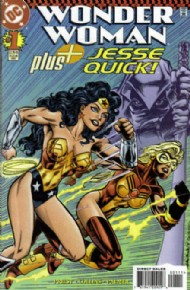 Wonder Woman Plus 1997 #1