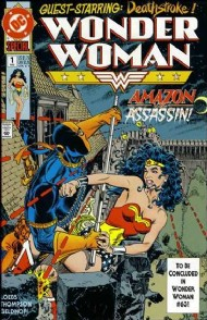 Wonder Woman Special 1992 #1