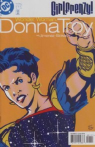 Wonder Woman: Donna Troy 1998 #1