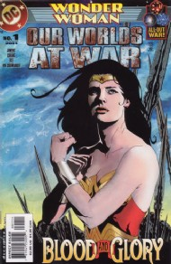 Wonder Woman: Our Worlds at War 2001 #1