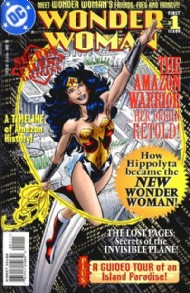 Wonder Woman: Secret Files and Origins 1998 #1