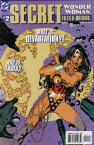 Wonder Woman: Secret Files and Origins 1998 #2