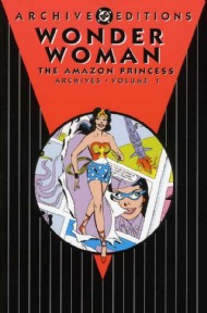 Wonder Woman: the Amazon Princess Archives 2013 #1