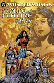 Wonder Woman: the Once and Future Story 1998 #1