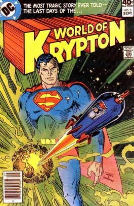 World of Krypton (1st Series) #3