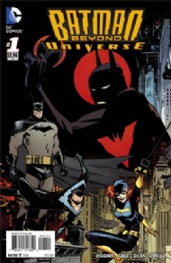 Batman Beyond Universe 2013 - 2014 #1