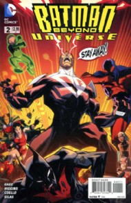 Batman Beyond Universe 2013 - 2014 #2