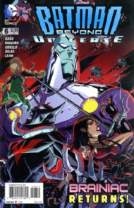 Batman Beyond Universe 2013 - 2014 #6