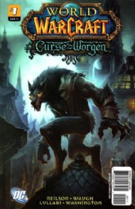World of Warcraft: Curse of the Worgen 2011 #1