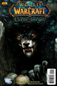 World of Warcraft: Curse of the Worgen 2011 #2
