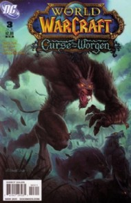 World of Warcraft: Curse of the Worgen 2011 #3