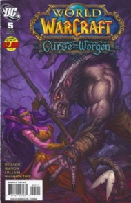 World of Warcraft: Curse of the Worgen 2011 #5