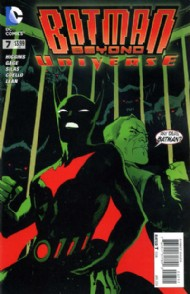 Batman Beyond Universe 2013 - 2014 #7