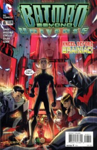 Batman Beyond Universe 2013 - 2014 #8