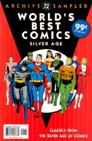 World's Best Comics: Silver Age Sampler 2004
