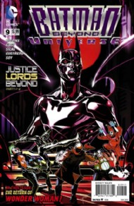 Batman Beyond Universe 2013 - 2014 #9
