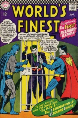 World's Finest Comics #156