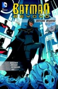 Batman Beyond: Batgirl Beyond 2014