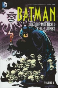 Batman by Doug Moench and Kelley Jones 2014 #1