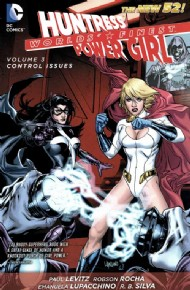 Worlds' Finest: Control Issues 2014 #3