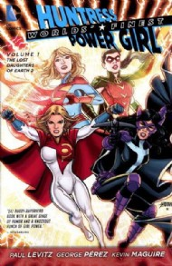Worlds' Finest: the Lost Daughters of Earth 2 2013 #1