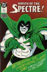 Wrath of the Spectre 1988 #1