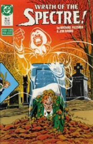 Wrath of the Spectre 1988 #3