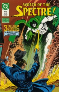 Wrath of the Spectre 1988 #4