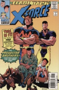 X-Force (1st Series) 1991 - 2002 #-1