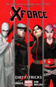 X-Force (4th Series): Dirty/Tricks 2014