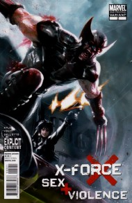 X-Force: Sex and Violence 2010 #2
