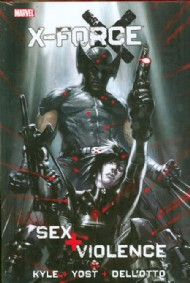 X-Force: Sex and Violence 2010 #2010