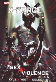 X-Force: Sex and Violence 2010 #2011