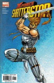 X-Force: Shatterstar 2005 #1