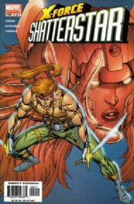 X-Force: Shatterstar 2005 #2