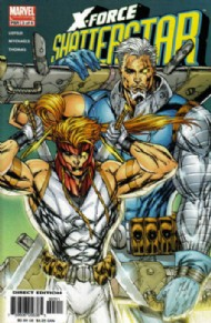 X-Force: Shatterstar 2005 #3